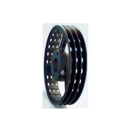 Kilremskiva SPC355 6-spår